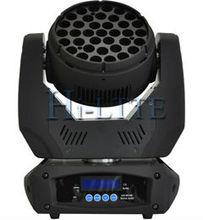 fast pan/tilt movment lighting led wash and beam light RGB color mixer