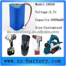 2200mah 12V Panasonic Battery Pack For Medical Device