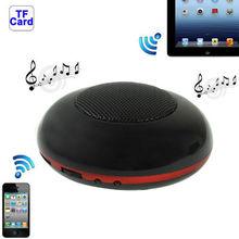 Bluetooth 2.0 Mini Speaker for New iPad (iPad 3) / iPad 2 / iPhone 4 & 4S / 3GS / Other Bluetooth Function Mobile Phones (Black)