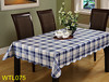 printed flower table cloth for wedding round waterproof table cloth/outdoor tablecloths