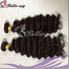 cheap 100% virgin indian hair malaysian hair bundles deep curly