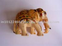Bone Elephant - Small