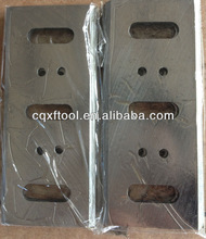 double hole tungsten carbide planer blades