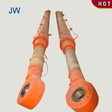 Water conservancy three stage hydraulic cylinder