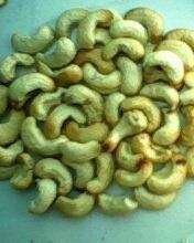 Raw Cashew nuts,ginger,garlic,charcoal