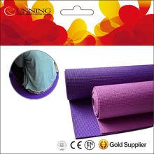 high quality pvc foam yoga mat manufacturer