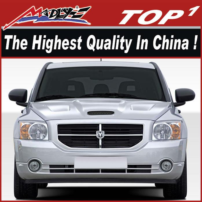 Body kits pour 2007 - 2012 Dodge Caliber Duraflex SRT Look capuche