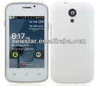 smartphone android dual sim 3.5 inch touchscreen with 3g&gsm phone calling