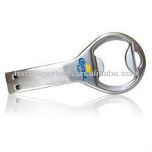 pretty bottle opener keychain usb full capacity