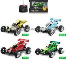Hot Model 1:43 Scale 4CH R/C Kart Racing Car,R/C Mini Car Toy