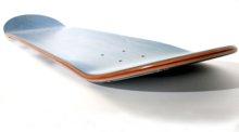 Canadian Maple skateboard deck