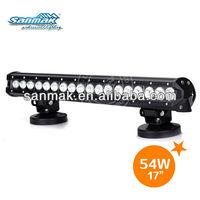 4x4 bus light bars led spot light for 4WD SM6014-54