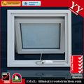 Top qualidade aluminumun winder cadeia toldo da janela, ruptura térmica ou térmica barreira frame, as2047 padrão