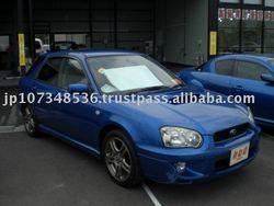 2003 SUBARU Impreza WRX Wagon TB Second hand cars 70000km