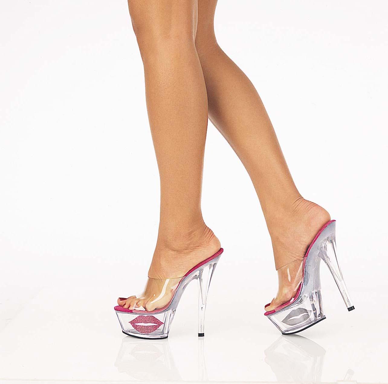 Sexy High Heel Slippers