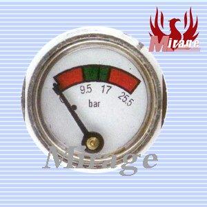 Extintor manómetro