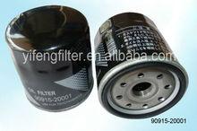 Oil Filter 90915-20001 for Toyota LAnd Cruiser, Supra, Camry, Hiace, Previa Lexus GS RX ES LS