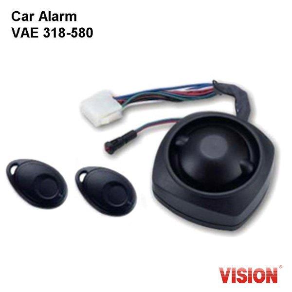 Alarma de coche