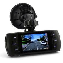 2.7 Inch Car DVR - GPS Logger, G-Sensor, 120 Degree Wide Angle, Motion Detection, 1080P