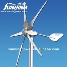 MAX 1200W coreless wind generator