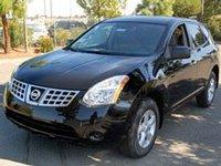 2010 Nissan Rogue S Automobile