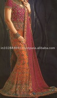 Exclusives Wedding Lehenga/Lenghas ~ Bollywood Fashion Bridal Lengha Choli ~ Indian Wedding Clothes/Clothing Wear Lehngas