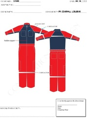 Fire Retardant Racing suit