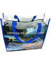 2013 Eco-friendly Shopping Bag PP Woven with PVC