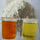 brand competitive price acid bentonite earth purify oil for sunflower oil decoloring