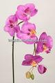 27536 66cm soie, d'orchidée, papillon décoration