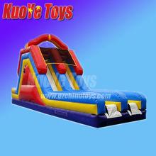 residential inflatable slides