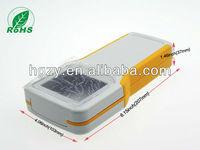 aluminum project enclosure hinged ip65 waterproof plastic enclosure box