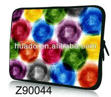 15.6 Colorful neoprene laptop bag