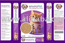 ENVIRO PET ORGANIC PET LITTER