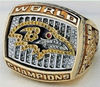 New 2013 Sports Baltimore Ravens championship ring