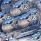 Minerai traité titane-magnésium