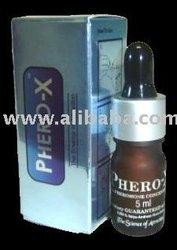 PHERO-X MINYAK WANGI BERHORMON PEMIKAT WANITA perfume