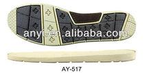 2013 massage flexible shoe sole
