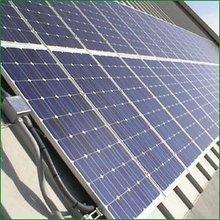 Solar Panels-On Building