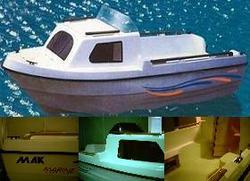 Fiberglass & Inflatable Boats