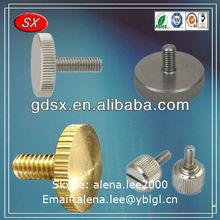 OEM various M4 thumb screw,fastener thumb screw,aluminum thumb screws