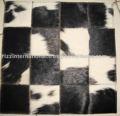 capelli sulla pelle patch di tappeti