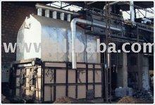Manual Steam Boiler