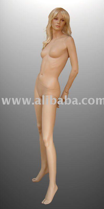 كامل جسم المرأة العارضات