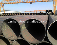 Galvanized ERW steel pipe with psl2 /psl1 standard