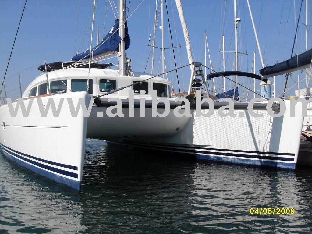 Lagoon 38 boat