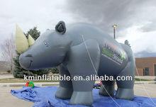 giant inflatable rhino