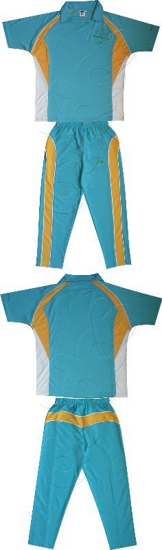 uniforme de cricket