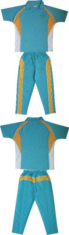 uniforme de cricket