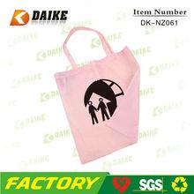Cheap Reusable Eco OEM Custom Nylon supermarket shopping tote bag DK-NZ061